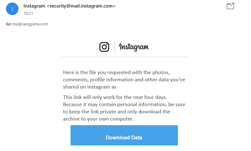 Download Foto Instagram dengan mudah